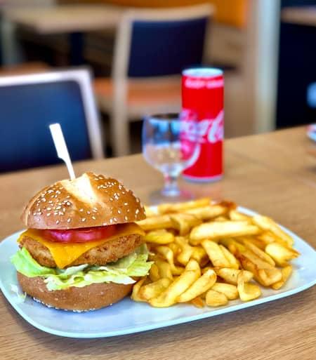 Carte Menu restauration rapide Colmar - CREPERIE REBERT